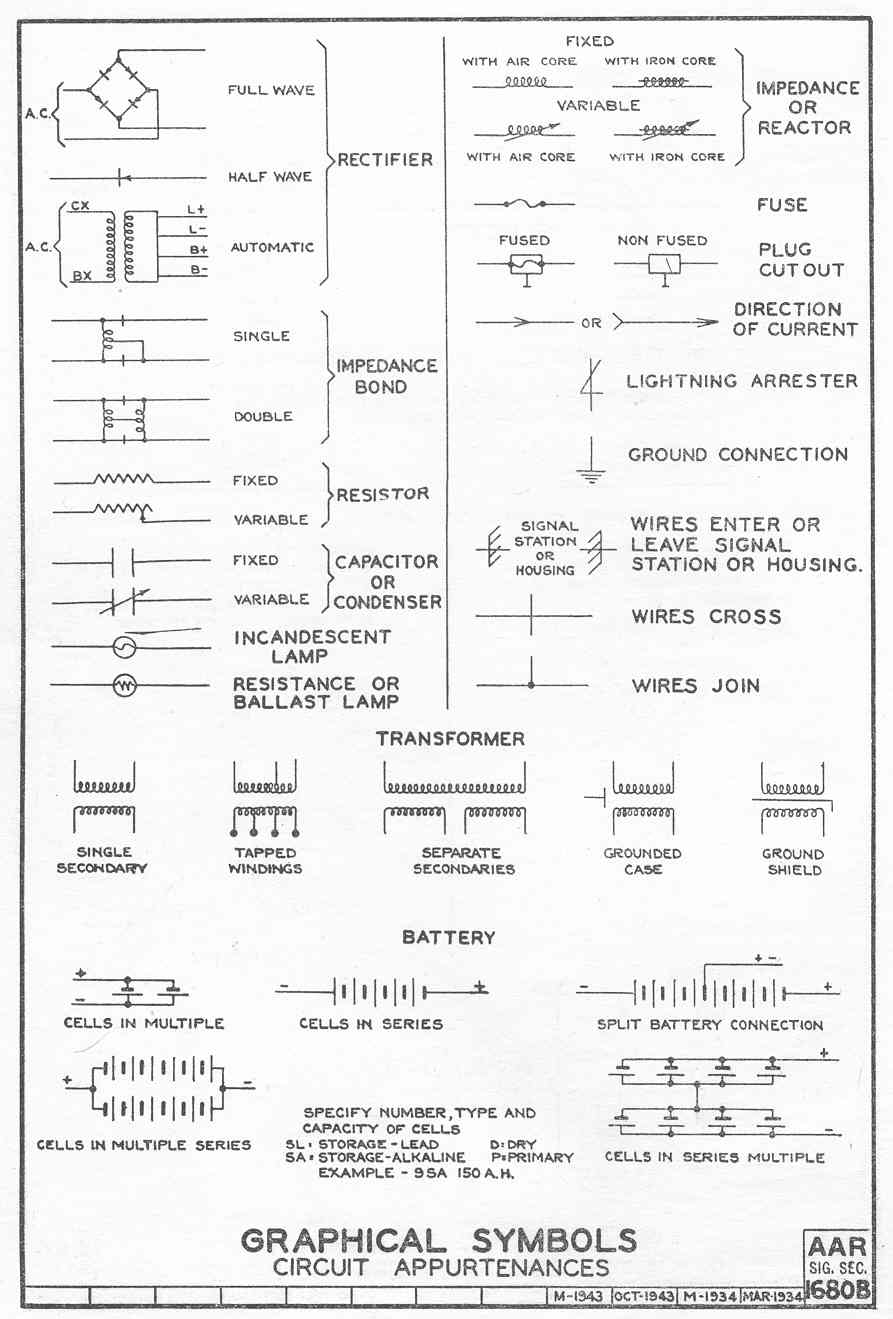 Circuit Nomenclature Symbols Split System Air Conditioner Wiring Diagram