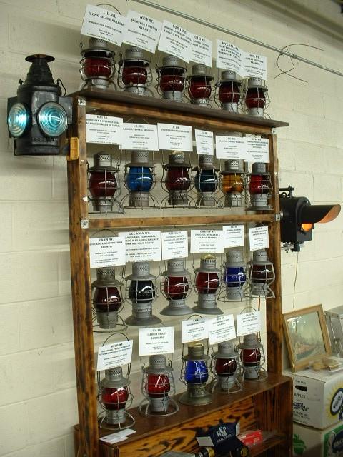 Railroad Lanterns
