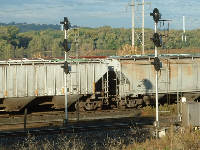 Interpreting / Reading Railroad Signals 2