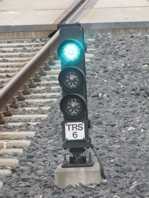 Railroad Signal Lenses