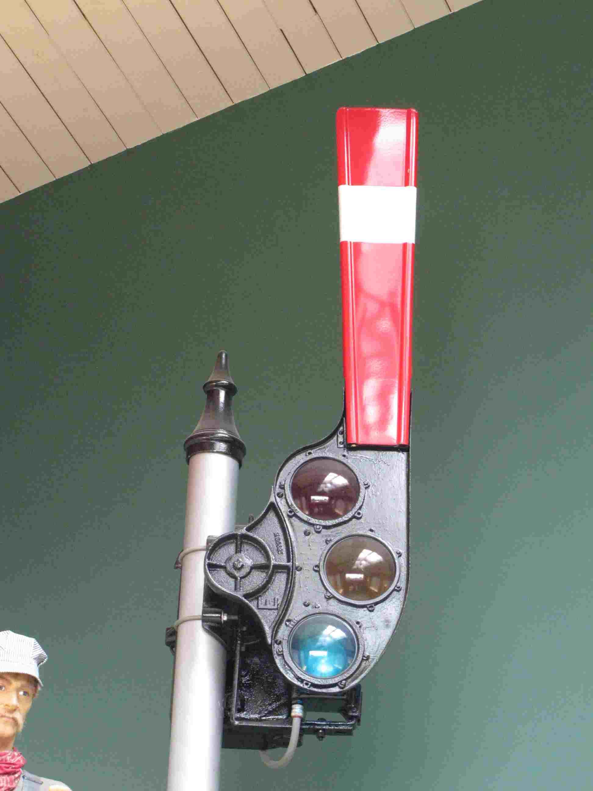 Train & Railroad Semaphore Signals - Railroad Signals of the US