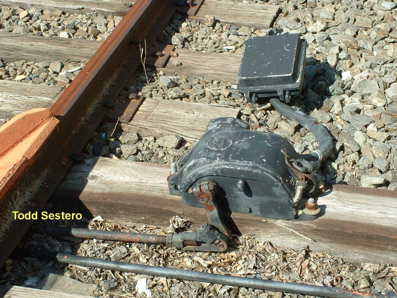 Railroad Derails Derailers