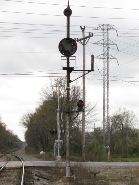Railroad Signal Mounting Methods Rsus